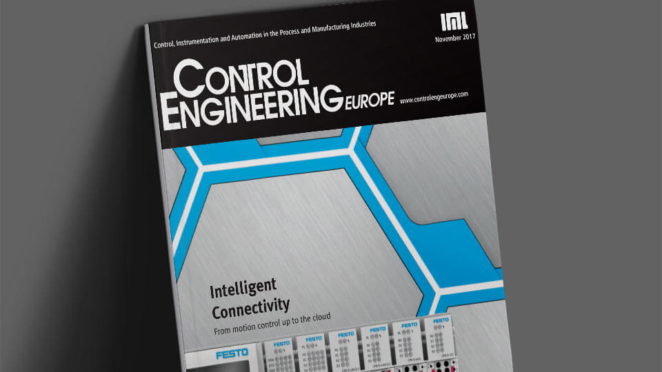 Control Engineering Europe Editorial